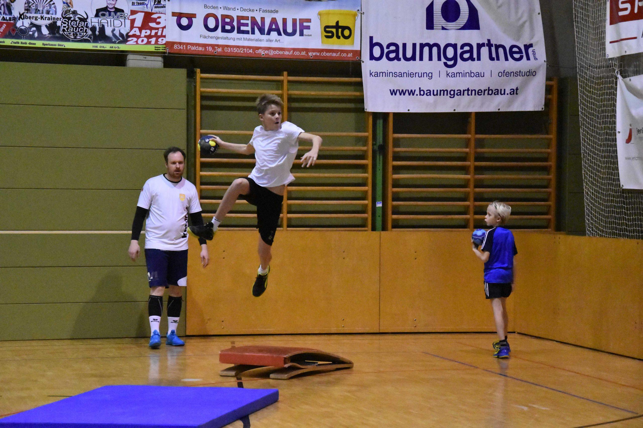 You are currently viewing NEU Kiddie's Handball in Deutschlandsberg